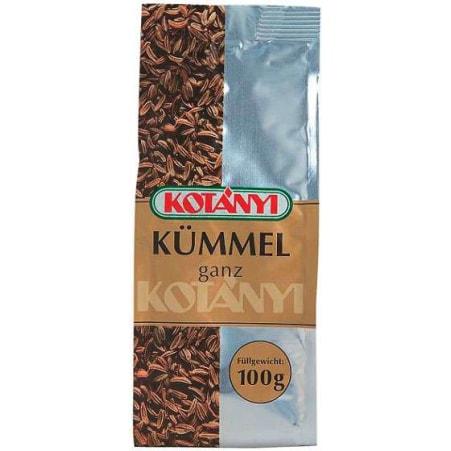 Kotányi Kümmel ganz 100 gr