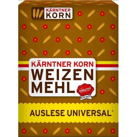 Kärntner Korn Weizenmehl universal Type 480