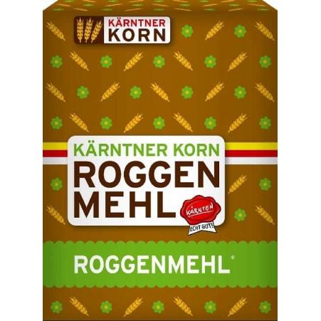Kärntner Korn Roggenmehl Type 960