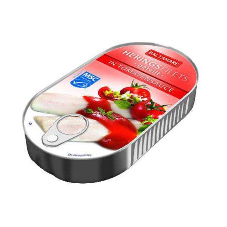 Baltamare Heringsfilet Tomate MSC
