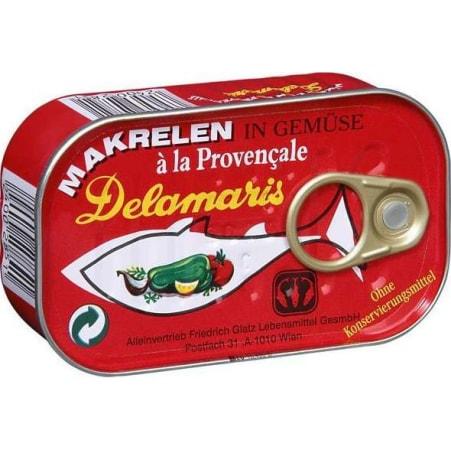 DELAMARIS Makrelensalat Provencale MSC