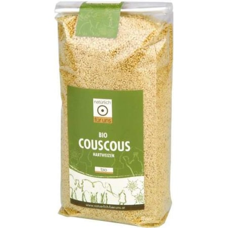 Natürlich für uns Bio Couscous