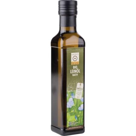 Natürlich für uns Bio Leinöl Nativ