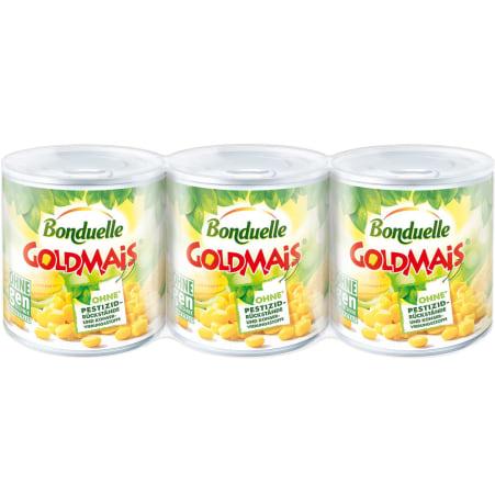 Bonduelle Goldmais 3er-Packung