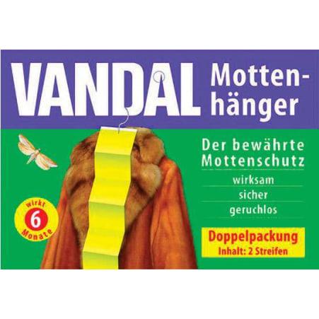 VANDAL Mottenhänger 2er-Packung