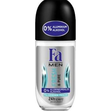 Fa Men Fresh & Pure 24 h Deo Roll-On