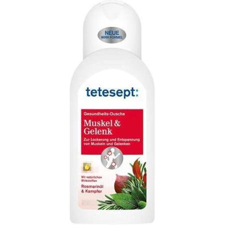 Tetesept Gesundheits-Dusche Muskel und Gelenk