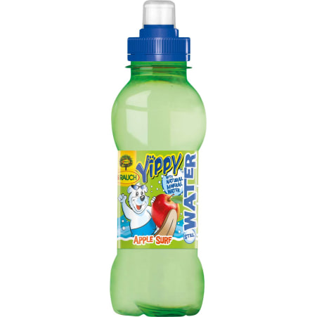 Rauch Yippy Water Apple 0,33 Liter