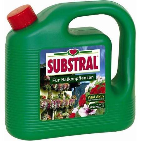 Substral Flüssigdünger für Balkonblumen