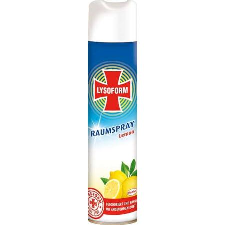 Lysoform Raumspray Lemon