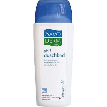Savoderm med Duschbad pH5 für empfindliche Haut
