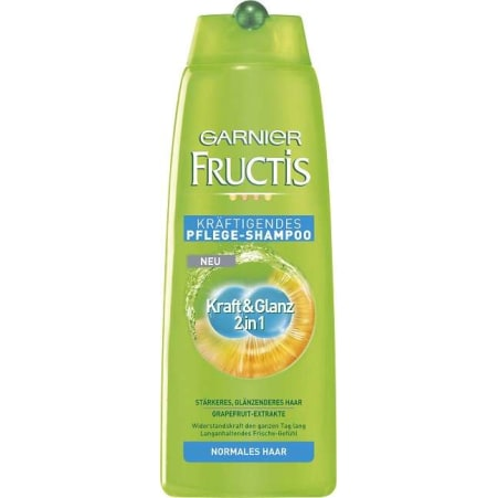 Garnier Fructis Kraft & Glanz 2 in 1 Shampoo