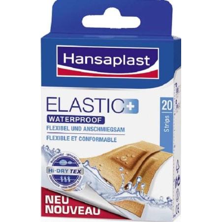 HANSAPLAST Strips Elastic Waterproof 20er-Packung