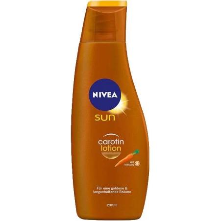 NIVEA Carotin Milch SPF6