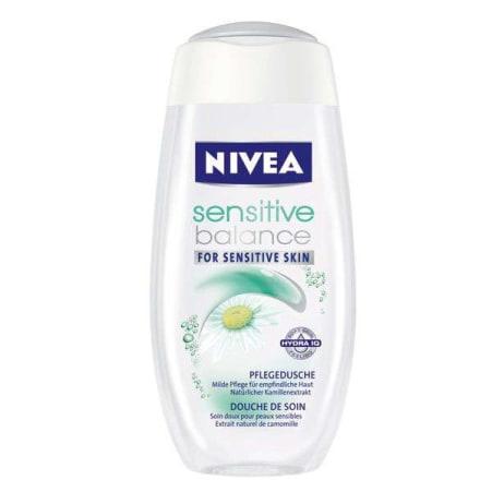 NIVEA Sensitiv Cremedusche