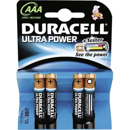 DURACELL Ultra Power Micro