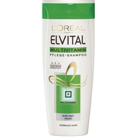 L'Oreal Paris Elvital Pflege-Shampoo Multivitamin