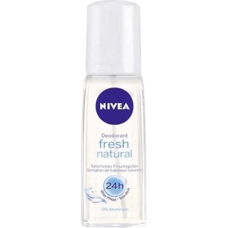 NIVEA Fresh Natural Deo-Zerstäuber
