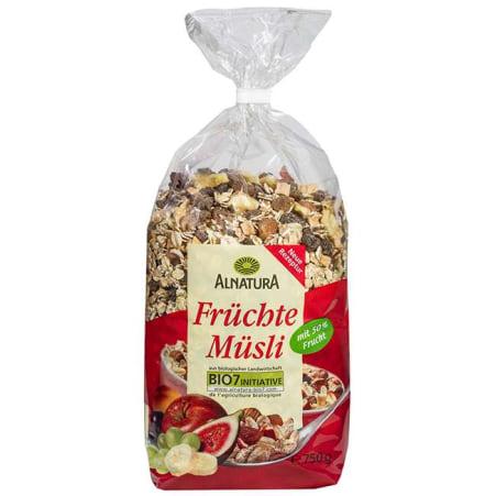 Alnatura Bio Früchte Müsli