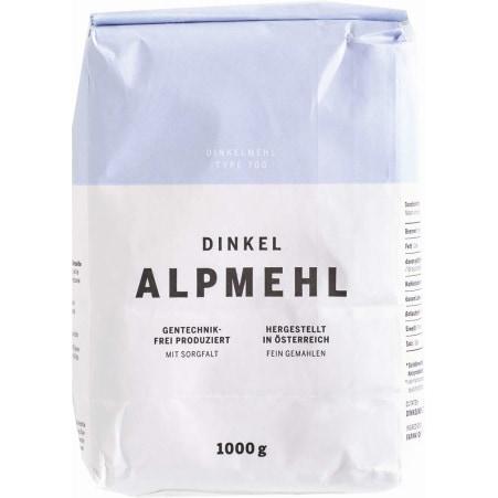 Alpmehl Dinkelmehl Type 700