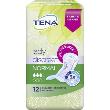 TENA Lady discreet Normal 12er-Packung