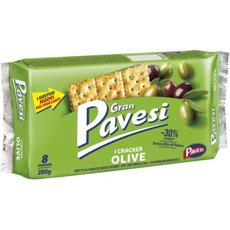 PAVESI Gran Pavesi Cracker Olive