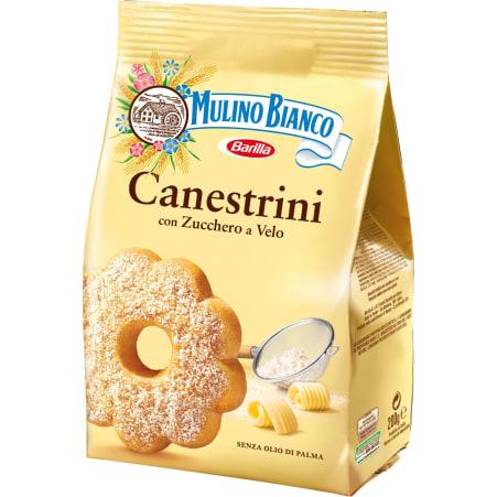 Mulino Bianco Canestrini