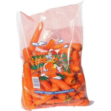 Giner Agrarprodukte e.U. Karotten Beutel 1 kg