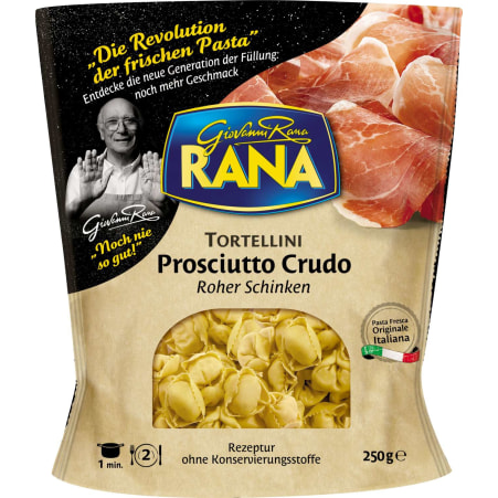 Pastificio RANA S.p.A. Tortellini Prosciutto Crudo