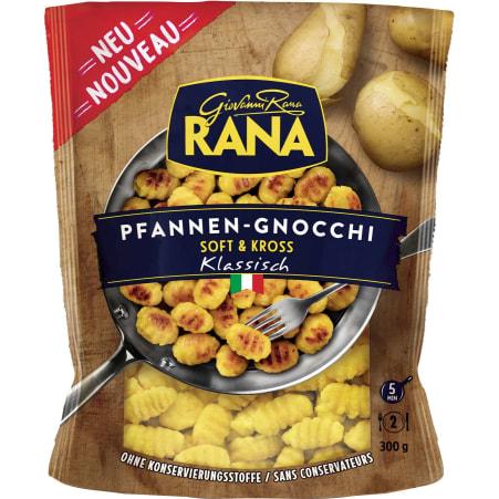 Pastificio RANA S.p.A. Pfannen Gnocchi klassisch