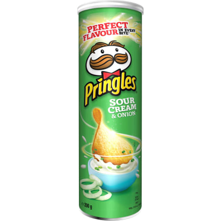 Pringles Chips Sour Cream & Onion