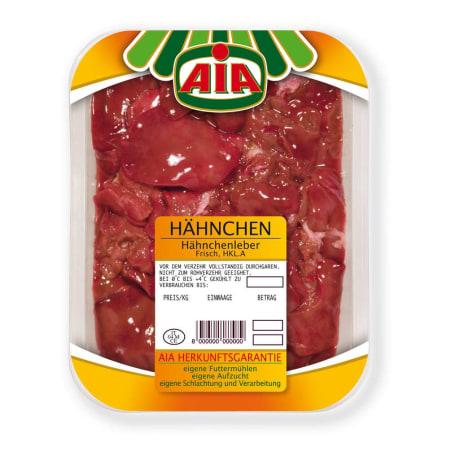 AIA Hähnchenleber 350 gr