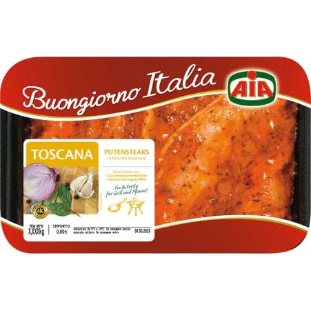 AIA Puten-Steaks Toscana Marinade