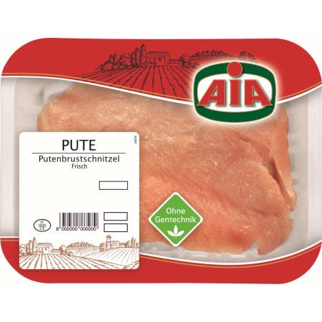 AIA Putenschnitzel 300 gr