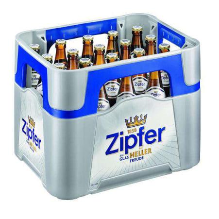 ZIPFER BIER Märzen Kiste 20x 0,5 Liter Mehrweg-Flasche
