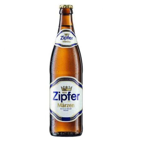 ZIPFER BIER Märzen 0,5 Liter Mehrweg-Flasche