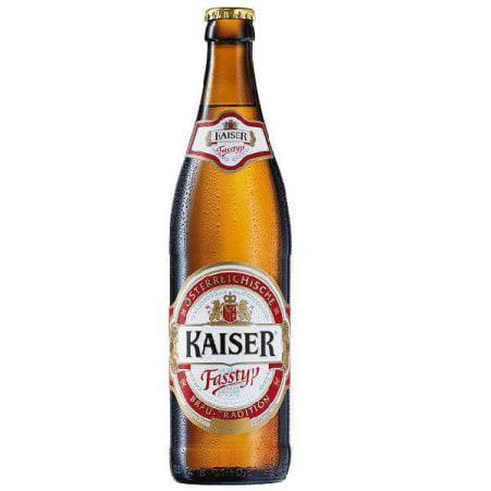 KAISER BIER Märzen 0,5 Liter Mehrweg-Flasche
