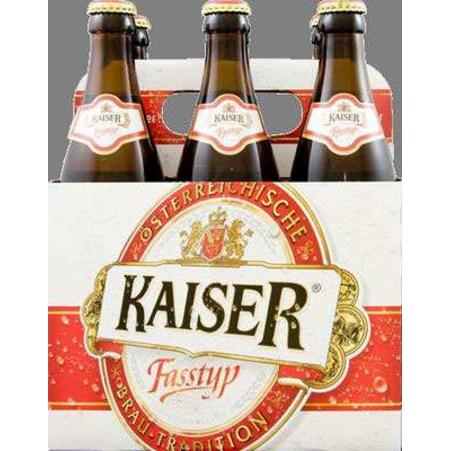 KAISER BIER Märzen Tray 6x 0,5 Liter Mehrweg-Flasche