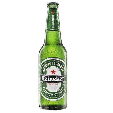 Heineken Lagerbeer 0,5 Liter