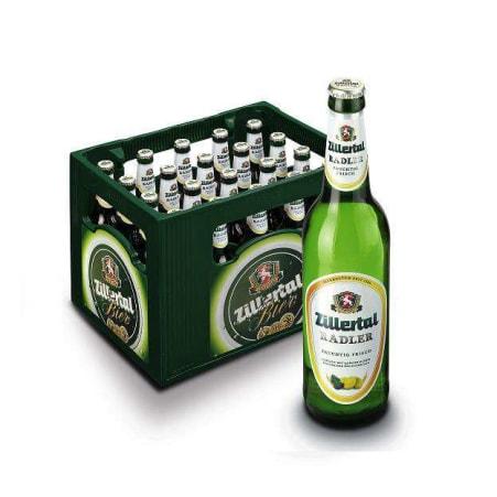 Zillertal Bier Zillertal Radler Kiste 20x 0,5 Liter