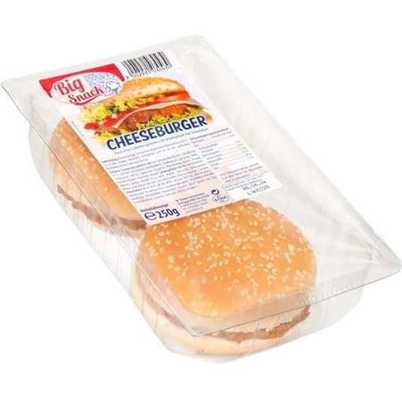 Big Snack Cheeseburger 2er-Packung