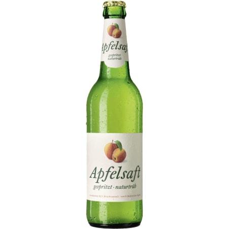 Zillertal Bier Apfelsaft gespritzt naturtrüb 0,5 Liter