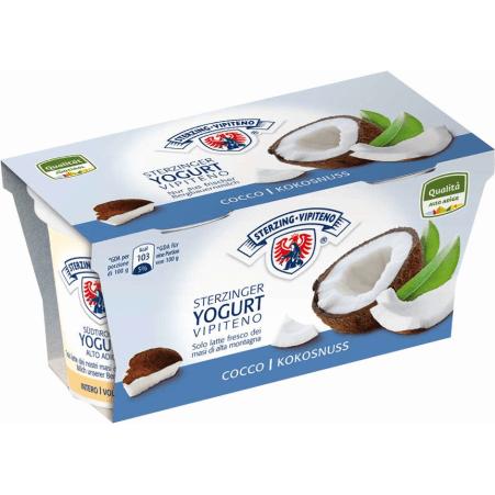 Sterzinger Joghurt Joghurt Kokosnuss 2er-Packung