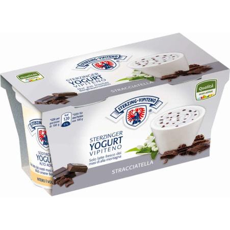 Sterzinger Joghurt Stracciatella 2er-Packung
