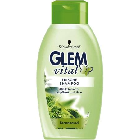 Schauma Glem Vital Frische Shampoo Brennnessel