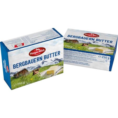 Pinzgau Milch Frische Bergbauern Butter