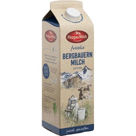 Pinzgau Milch Frische Bergbauernmilch 3,5%