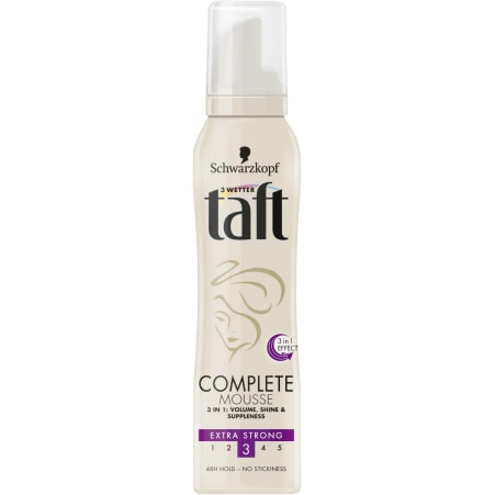 Schwarzkopf Taft Complete Mousse Extra Strong