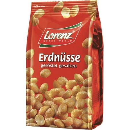 Lorenz Erdnüsse Erdnüsse geröstet & gesalzen