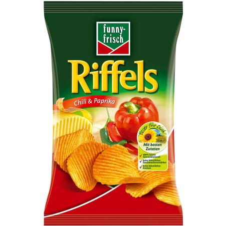 funny-frisch Riffels Chili & Paprika